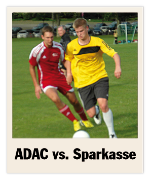 ADAC vs. Sparkasse Fotos